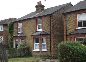 Thumbnail 3 bed end terrace house to rent in Albert Road, Epsom