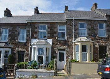 Thumbnail Terraced house for sale in South Albany Road, Redruth, Cornwall