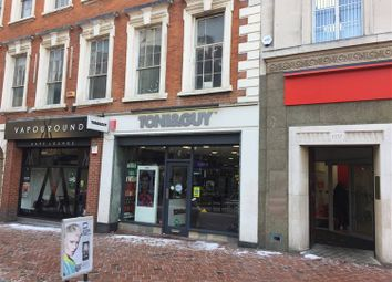 Thumbnail Retail premises for sale in Market Place, Derby