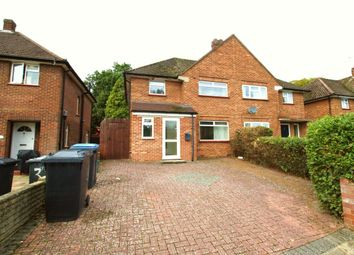 Thumbnail 6 bed detached house to rent in Spring Rise, Egham