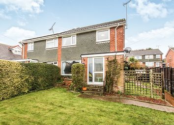 Thumbnail 3 bed semi-detached house for sale in Frogmore Lane, Waterlooville
