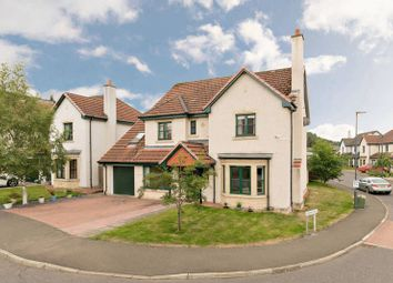 Thumbnail 4 bed detached house for sale in 9 Leeburn View, Cardrona, Peebles