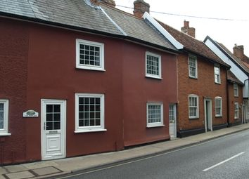 Thumbnail 2 bed terraced house to rent in High Street, Needham Market
