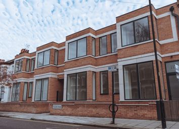 Thumbnail 2 bed flat for sale in Hubert Grove, London
