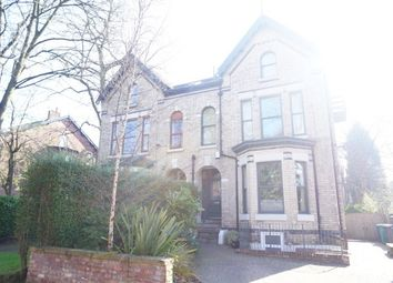 Thumbnail 2 bed flat to rent in Clyde Road, West Didsbury
