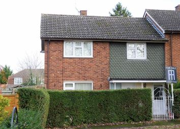 Thumbnail 3 bed end terrace house for sale in Weobley Close, Hereford