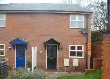 Thumbnail 2 bed end terrace house to rent in Maid Marion Rise, Warsop, Mansfield