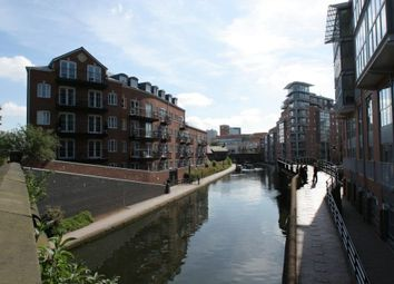 Thumbnail 2 bed flat to rent in Waterside Court, St Vincent Street, Birmingham