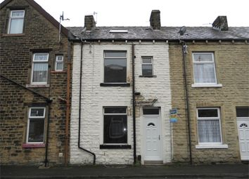 Thumbnail 3 bed terraced house to rent in River Street, Stockbridge, Keighley, West Yorkshire