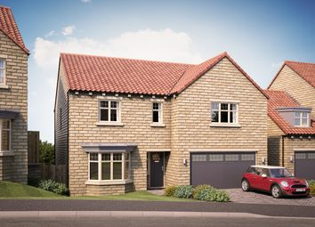 Thumbnail 5 bedroom detached house for sale in Penny Piece Lane, North Anston