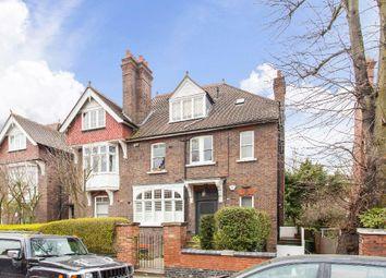 Thumbnail 3 bedroom flat to rent in Daleham Gardens, Hampstead, London