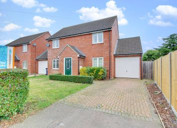 Thumbnail 4 bed detached house for sale in Humberdale Way, Warboys, Huntingdon