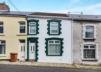 Thumbnail 2 bed terraced house for sale in Derlwyn Street, Phillipstown, New Tredegar