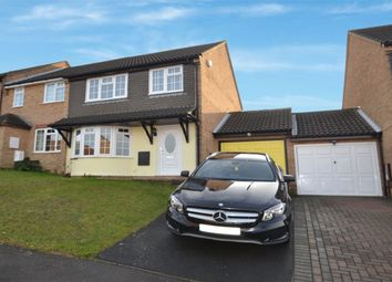 Thumbnail 3 bedroom semi-detached house for sale in Emily Road, Walderslade, Chatham