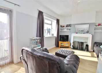Thumbnail 3 bed flat for sale in Canterbury House, Broomfield Avenue, Tarring, West Sussex