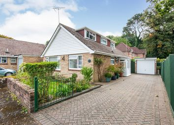 Thumbnail 4 bed bungalow for sale in Lacon Close, Southampton