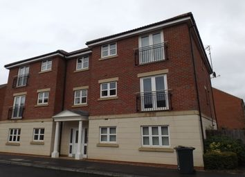 Thumbnail 2 bed flat to rent in Stillington Crescent, Leicester
