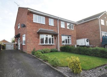 Thumbnail 3 bedroom semi-detached house for sale in Windrush Close, Trentham, Stoke-On-Trent