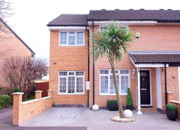Thumbnail 4 bed end terrace house for sale in Ramulis Drive, Yeading, Hayes