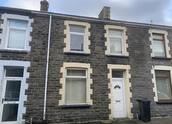 Thumbnail 3 bed terraced house for sale in Fell Street, Treharris