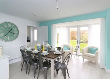 """Thumbnail 4 bedroom detached house for sale in """"Kennington"""" at Arnold Drive, Corby"""