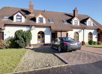 Thumbnail 3 bed town house for sale in Heron Park, Newtownards