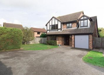 Thumbnail 4 bed detached house for sale in Milton, Cambridge, Cambridgeshire