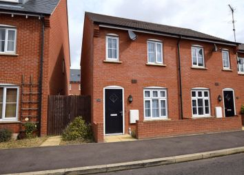Thumbnail 2 bedroom end terrace house for sale in Prince Rupert Drive, Aylesbury