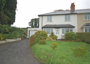 Thumbnail 3 bed semi-detached house for sale in Capel Bangor, Aberystwyth