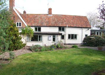 Thumbnail 2 bedroom cottage for sale in Rattla Corner, Theberton, Leiston