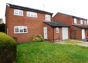 Thumbnail 3 bed property to rent in Heythrop Close, Oadby, Leicester