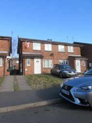 Thumbnail 2 bed maisonette for sale in Peel Way, Tividale