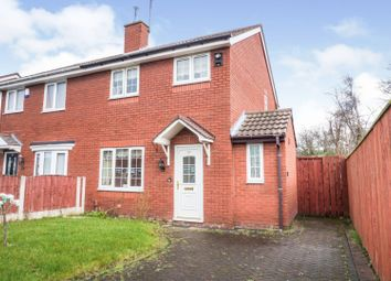 Thumbnail 3 bed semi-detached house for sale in Lavender Way, Liverpool