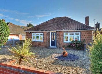 Thumbnail 2 bed detached bungalow for sale in Meredith Road, Norwich