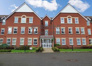 Thumbnail 2 bed flat for sale in Cypress House, Bromsgrove