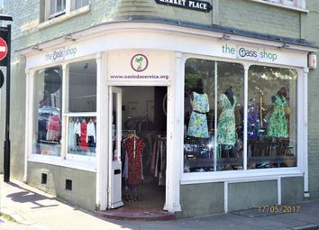Thumbnail Commercial property to let in Market Place, Margate