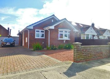 Thumbnail 2 bed detached bungalow for sale in Hazelwood Avenue, Osbaldwick, York