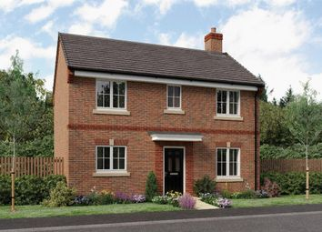 "Thumbnail 3 bed detached house for sale in ""Darwin"" at Hind Heath Road, Sandbach"