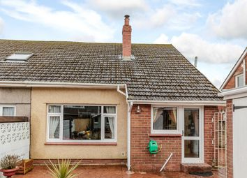 Thumbnail 3 bed bungalow for sale in Maes Y Gwernen Drive, Swansea