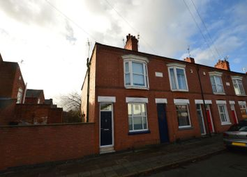 Thumbnail 2 bed end terrace house to rent in Denton Street, Western Park, Leicester