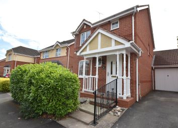 Thumbnail 3 bed detached house for sale in Swan Drive, Droitwich, Worcestershire