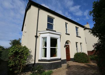Thumbnail 4 bed detached house for sale in Chester Road, Helsby, Cheshire