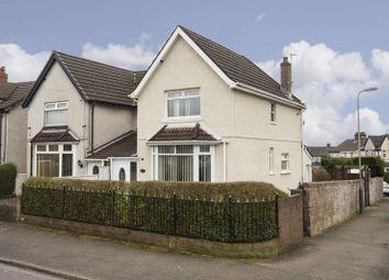 Thumbnail 3 bed semi-detached house for sale in Craiglas Crescent, Cefn Fforest, Blackwood