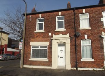 Thumbnail 2 bedroom end terrace house for sale in St. Georges Road, Preston