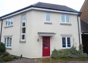 Thumbnail 3 bedroom semi-detached house for sale in Richmond Gate, Hinckley