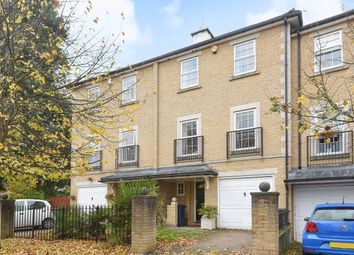 Thumbnail 4 bedroom town house for sale in The Crescent Mandlebrote Drive, Oxford