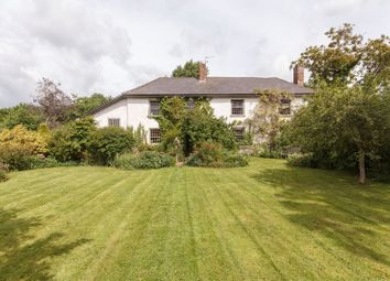 Thumbnail 5 bed detached house for sale in Colebrooke, Crediton