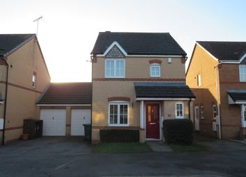 Thumbnail 3 bed detached house for sale in Kyle Road, Hilton, Derby