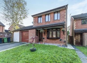 Thumbnail 3 bed detached house for sale in Monnow Gardens, West End, Southampton