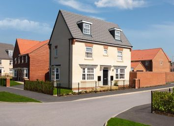 "Thumbnail 4 bedroom detached house for sale in ""Hertford"" at Bridlington Road, Stamford Bridge, York"